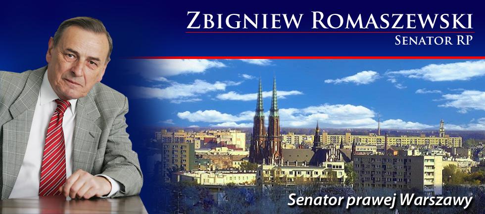 Zbigniew Romaszewski - Logo