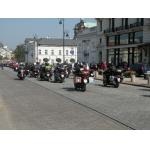 Ruszył XI Międzynarodowy Motocyklowy Rajd Katyński