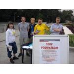 PiS zebrało już ponad 100 tys. podpisów pod wnioskiem o referendum ws. SPEC